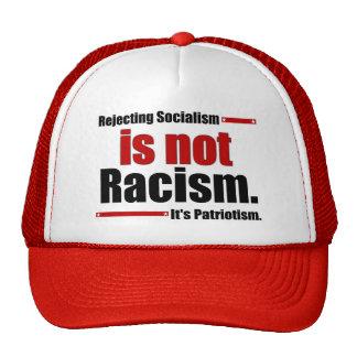 Rejecting Socialism is not Racism... Trucker Hat