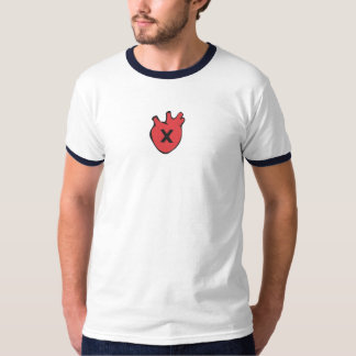 Rejection Heart T-shirts