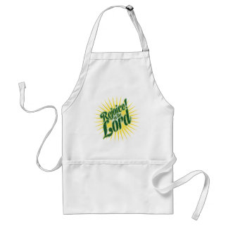 Rejoice in Lord-1 Aprons