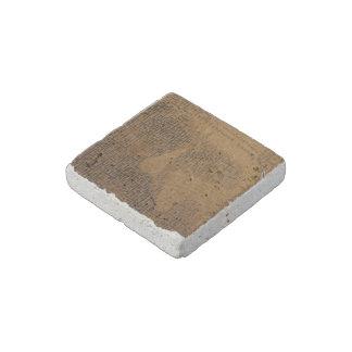 """Rejoice"" Natural Stone Magnet"