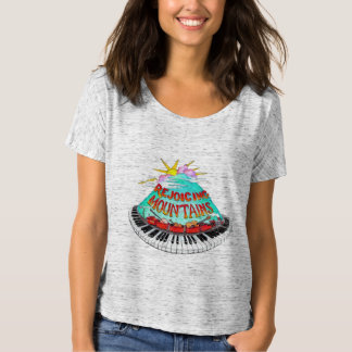 Rejoicing Mountains T-Shirt