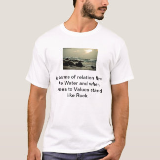 Relations and Values T-Shirt