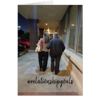 Relationship Goals Card