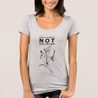 Relationship Not Religion T Shirt
