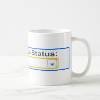 Relationship Status It's Complicated Design Coffee Mug