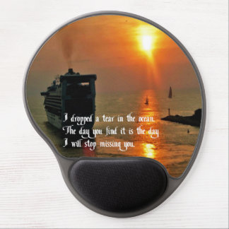 Relationships Gel Mouse Pad
