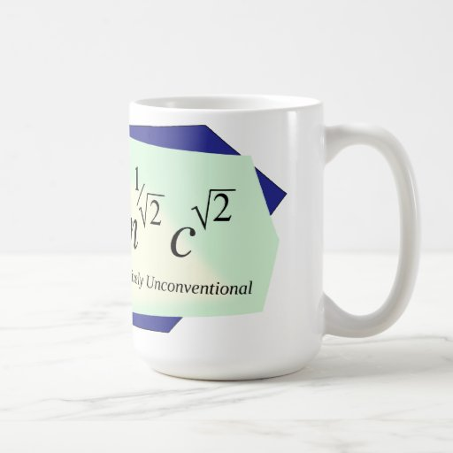 Relatively Unconventional Mugs