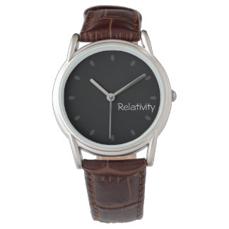 Relativity (type 5) watch