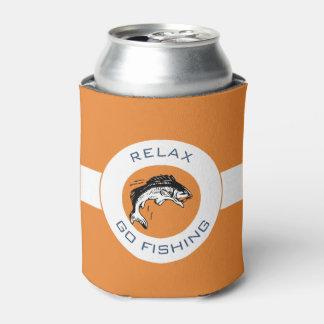 RELAXANDGO FISHING CAN COOLER