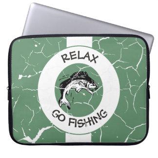 RELAXANDGO FISHING COMPUTER SLEEVES