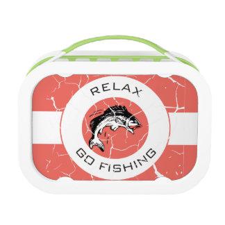 RELAXANDGO FISHING LUNCH BOXES