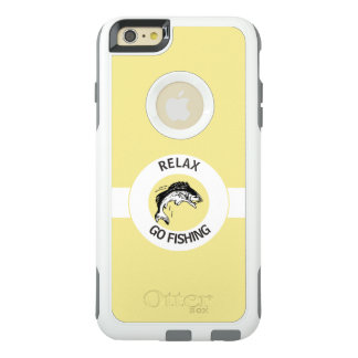 RELAX AND GO FISHING OtterBox iPhone 6/6S PLUS CASE