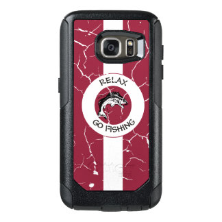RELAX AND GO FISHING OtterBox SAMSUNG GALAXY S7 CASE