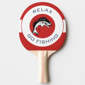 RELAXANDGO FISHING PING PONG PADDLE