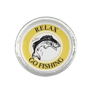 RELAXANDGO FISHING RING