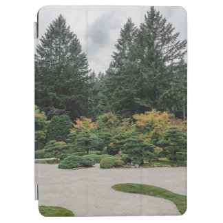 Relax at a Japanese Garden iPad Air Cover