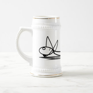 Relax Beer Stein