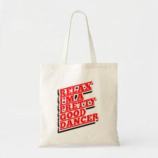 RELAX DANCER AMAZON TOTE BAG