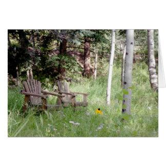 Relax in Aspen Card