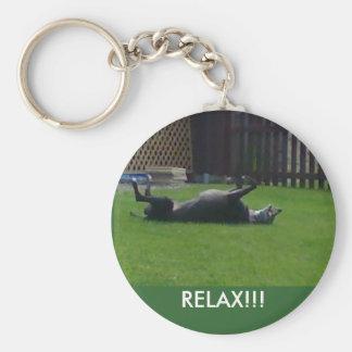 RELAX!!! KEY RING