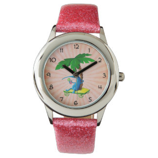 Relax on The Beach Wrist Watches