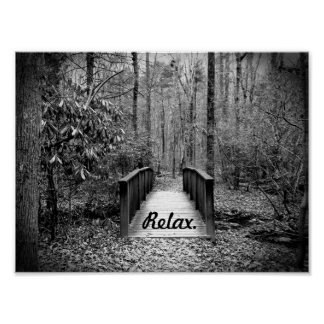 Relax. Poster