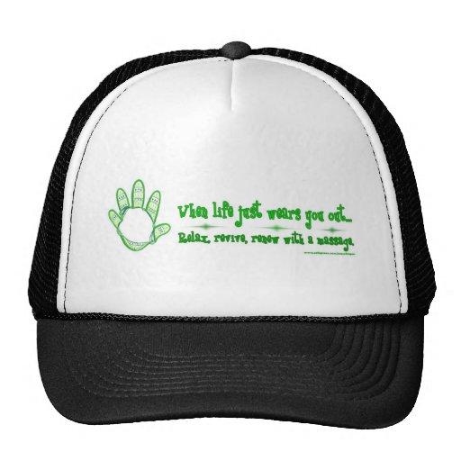Relax, Revive, Renew Mesh Hat