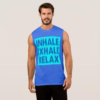 Relax Sleeveless Shirt