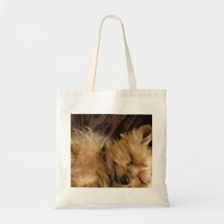 Relaxed Yorkie bag