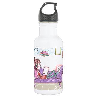 Relaxing 532 Ml Water Bottle