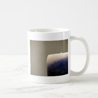 Relaxing Blue Candle 3 Coffee Mug