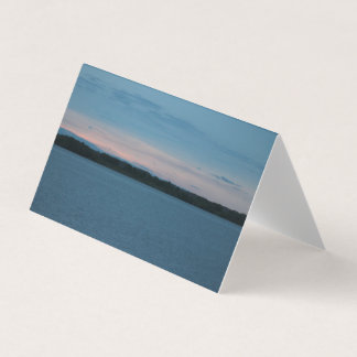 Relaxing Business Card