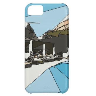 Relaxing Cabanas Vegas Resort Pool iPhone 5C Covers