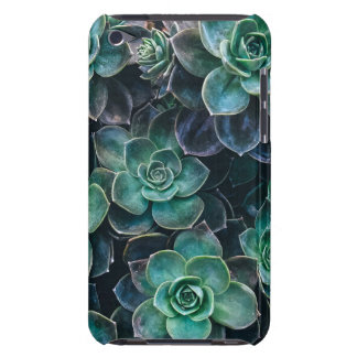 Relaxing Green Blue Succulent Cactus Plants iPod Case-Mate Cases