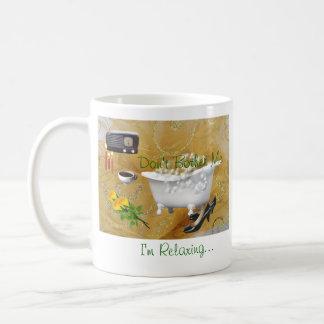 Relaxing Mug-customize Coffee Mug