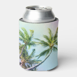 Relaxing Rainbow Color Palms Can Cooler