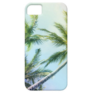 Relaxing Rainbow Color Palms iPhone 5 Covers