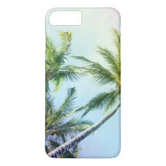 Relaxing Rainbow Color Palms iPhone 7 Plus Case