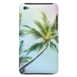 Relaxing Rainbow Color Palms iPod Case-Mate Cases