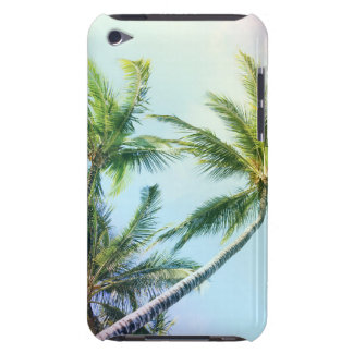 Relaxing Rainbow Color Palms iPod Touch Cases