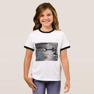 Relaxing Ringer T-Shirt