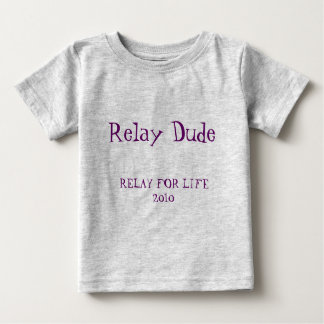 RELAY FOR LIFE BABY T-Shirt