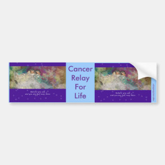 Relay For Life-Believe You Can - Cancer Cure Bumper Stickers