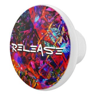 Release Ceramic Knob