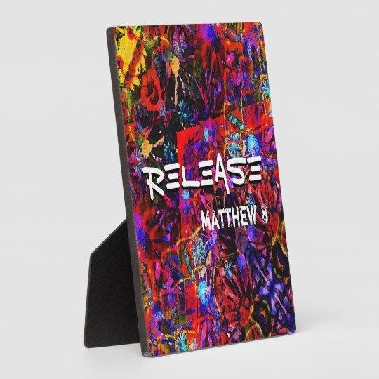 Release Plaque