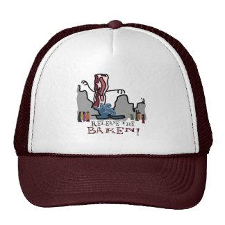 Release the Baken! Trucker Hats