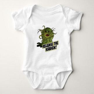 release the kraken baby bodysuit