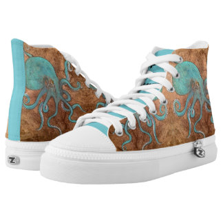 Release the Kraken! High Tops