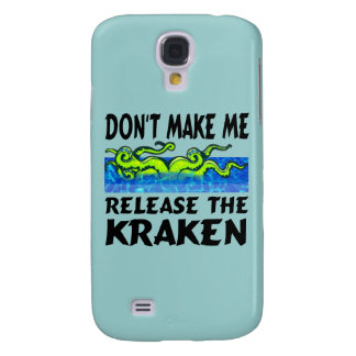 Release the Kraken I Samsung Galaxy S4 Covers