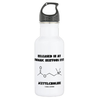 Released In Autonomic Nervous System Acetylcholine 532 Ml Water Bottle